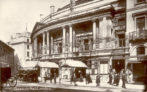 Photo:Queen's Hall, Langham Place