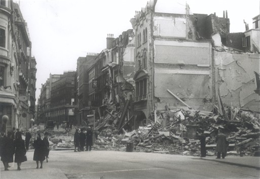 Photo:Bond Street looking south, 11 May 1941