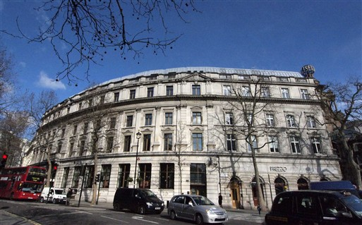 Photo:Former Westminster City Hall and Report Centre, St Martin's Place WC2