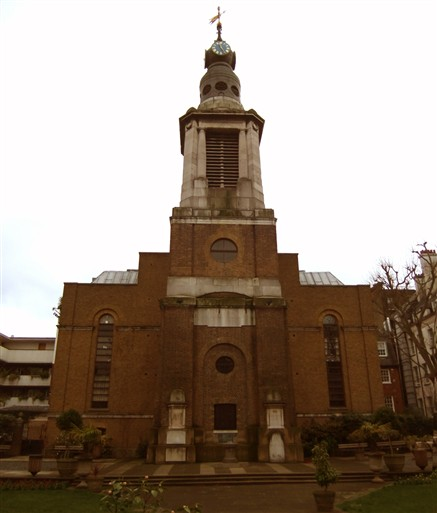 Photo:St. Anne's Soho in 2010
