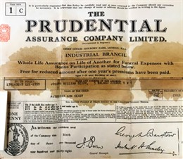 Photo:Prudentail Penny Insurance insured against childhood mortality