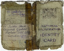 Photo:Stella's National Identity card